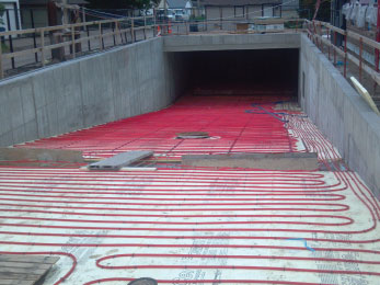 Commercial Radiant Heat
