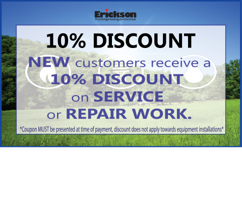 10% Discount For New Customers